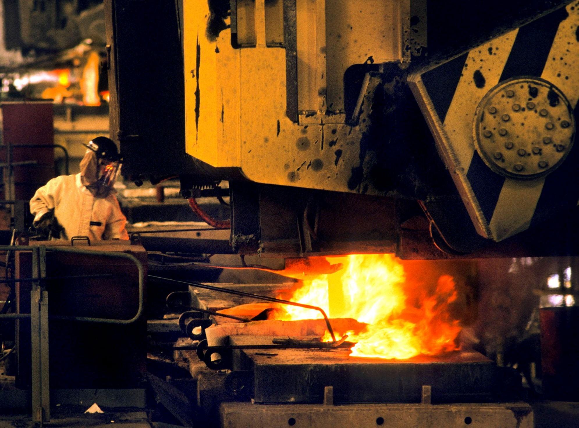 Кризис металлургических предприятий
