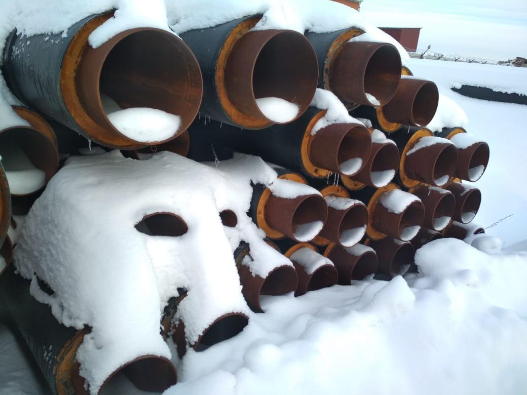 труба ППУ изоляции, купить трубы в ППУ изоляции в Москве оптом с доставкой
